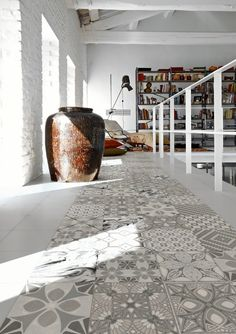 Bohemian Tiles and Architecture #boHEMIANHOME