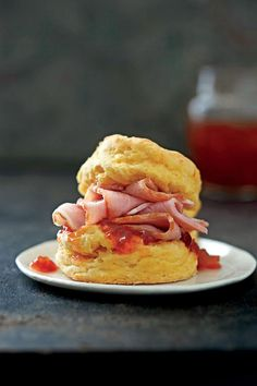 Top-Rated Christmas Brunch Recipes: Sweet Potato Biscuits