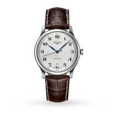 online shopping for Longines Master Automatic Alligator Leather Strap Watch, from top store. See new offer for Longines Master Automatic Alligator Leather Strap Watch, Sport Watches, Cool Watches, Watches For Men, Stylish Watches, Popular Watches, Modern Watches, Elegant Watches, Datejust Rolex, Watch Master