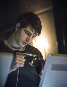 Arrow - Ray Palmer #3.15 #Season3 #NandaParbat