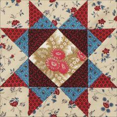 Missouri Star and more Civil War quilt blocks