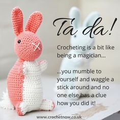 We love these fun crochet memes, great for sharing with your crochet loving friends! Here are a few more crochet quotes we love, plus follow our Pinterest board full of fun crochet memes for more!