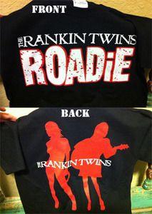 Official merchandise shop for country duo the Rankin Twins Twins, Sweatshirts, Sweaters, T Shirt, Shopping, Black, Women, Fashion, Supreme T Shirt