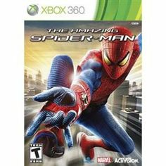 Activision Blizzard Inc – The Amazing Spiderman « Game Time Home