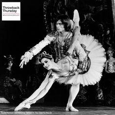 Throwback Thursday: Rudolf Nureyev's The Sleeping Beauty starring Veronica Tennant & Nureyev himself premiered at the National Arts Centre on September 1, 1972.