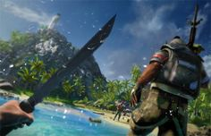 Top Survival Action Games-Far Cry