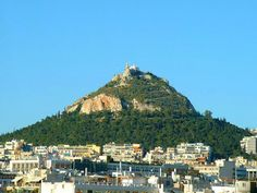 Mount Lycabettus, Greece - I went there!