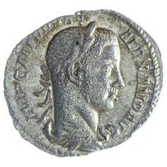 Severus Alexander Denar Römische Kaiserzeit Severus Alexander 222 - 235