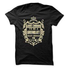 [Tees4u] - Team GREENBLATT - #cool shirt #mens hoodie. WANT THIS => https://www.sunfrog.com/Names/[Tees4u]--Team-GREENBLATT.html?id=60505