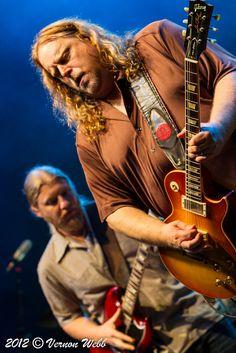 Derek Trucks & Warren Haynes, The Allman Brothers Band 2012-08-10
