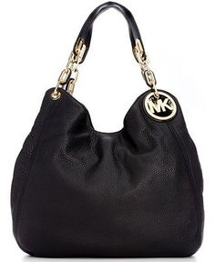 MICHAEL Michael Kors Handbag, Fulton Large Shoulder Tote - Michael Kors Handbags - Handbags & Accessories - Macy's