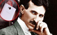 CLICK NA IMAGEM : Como Nikola Tesla Descreveu um Smartphone em 1926? (Teria Contato com Extraterrestres?)