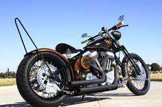 Harley Rigid