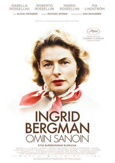 Ingrid Bergman - omin sanoin (Jag är Ingrid)