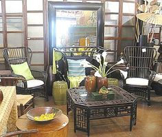 Asian Inspired Home Furnishings Los Angeles