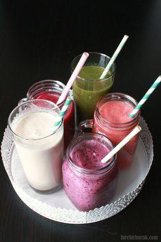 Meyveli Yoğurtlu Yaz Içeceği - Hangi Yemek Tarifi