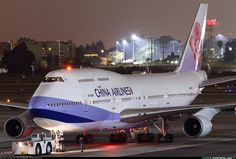 Boeing 747-409 aircraft picture China Airlines travel and #save 50% on airfare with #AirConcierge.com