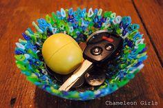 Chameleon Girls: CheeryO Bowls