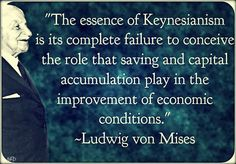 Keynesianism's Failure