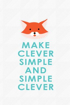 seven thirty three - - - a creative blog: The Clever Fox {Free Printables & Wallpaper iPhone Paper}
