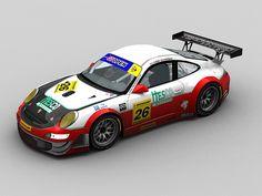 Trackspeed Racing Porsche 997 GT Open 2009
