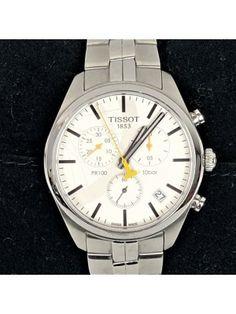 Tissot T-Sport Tour de France 2016 Limited Edition Silber ID: Chronograph, Michael Kors, Tours, Gold, Accessories, Shopping, Silver, Wristlets, Schmuck