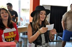 Lucy Hale says a little something Lucy Hale, The Duff