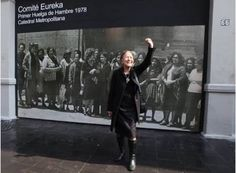 María del Rosario Ybarra de la Garza (Saltillo, Coahuila; 1927), mejor conocida como Rosario Ibarra de Piedra, es una activista mexicana, fundadora del Comité ¡Eureka! y senadora por el Partido del Trabajo (PT).