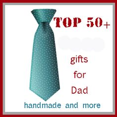 Top 50+ Handmade Gifts for Dad