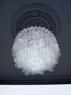 chandelier flutes