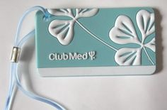 PVC or sylicone #hangtag with cord