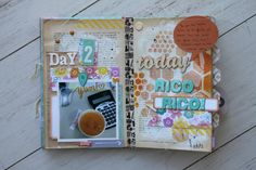 Con Papel y Corazón: ALTERED BOOK: PHOTO CHALLENGE