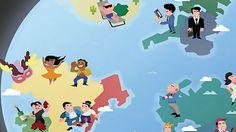 Mapamundi de estereotipos: ¿Como vemos nuestros propios países y los de los demás? – RT