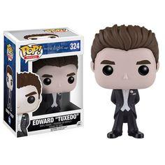 Twilight Edward Cullen Tuxedo Version Pop! Vinyl Figure