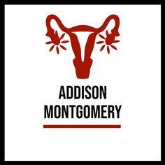 Addison Montgomery, Greys Anatomy Gifts, Greys Anatomy Memes, Greys Anatomy Bailey, Greys Anatomy Sweatshirt, Lexie Grey, Kate Walsh, Grey Art, Divas