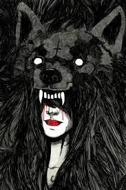 tumblr wolf illustration - Recherche Google