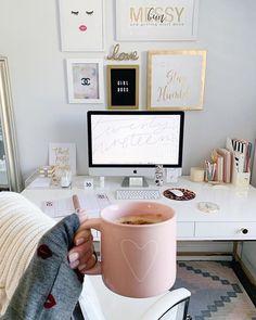 48 Brilliant Home Office Decoration Ideas - o f f i c e . s p a c e - Home Office