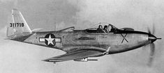 The Bell P-63 Kingcobra, a renewed version of the P-93 aircobra with 11 variants; not accepted by the USAAF but adopted by the Soviet Air Force. (1943-1945)