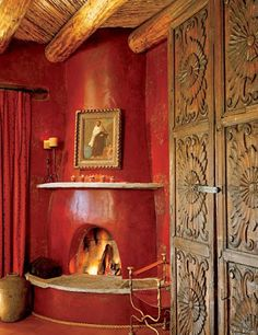 Thank you so very much for all your kind comments on Spanish Colonial Architecture. I hope that you will now enjoy Spanish Colonial interiors.