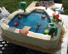 1000 Images About Pool Birthday Party On Pinterest Pool Party Birthday Birthday Pool Parties