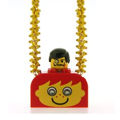 #missbibi #collier #necklace #lego #game #playtime #jeu #jeux #play #children #child #jouets #toys #jewelry #original #cute #fun