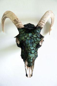 Máscara de Carnnero