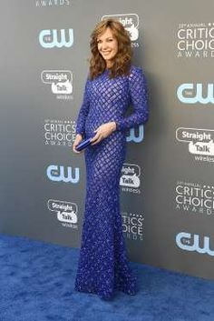 Allison Janney attends The 23rd Annual Critics' Choice Awards at Barker Hangar in Santa Monica, Cali... - Frazer Harrison /Getty Images