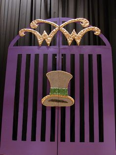 Willy Wonka Party / Entrance Gate