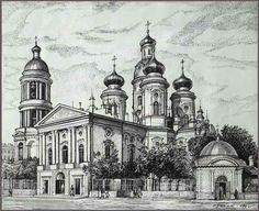 Владимирский собор - Семен Гесин