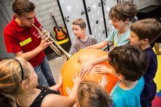 Warsztaty Familijne - Instrumenty / Family Workshops - Instruments