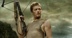 """The Walking Dead actor Norman Reedus has partially confirmed rumours about his character Daryl's sexuality this week, revealing he has been playing him as """"prison gay."""""""