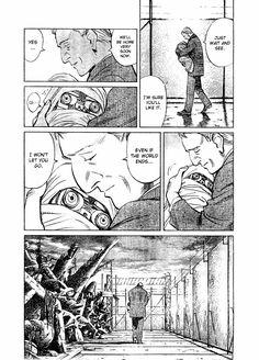 Page 18, Act 63: A Wish to the Stars from Naoki Urasawa's Pluto Volume 8