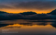 Christmas Sunset - Pinned by Mak Khalaf Season Greetings and my best wishes for a peaceful 2016 to all fellow photographers :) Landscapes christmaslakelandscapemountainsquiet moodsunset by StefanRadi