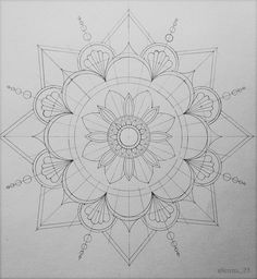 on DeviantArtby on DeviantArt by Become Mesmerized by These Abstract Circles Monochrome ethnic mandala design. Anti-stress coloring page for adults. Hand drawn vector illustration by IG - - 🤔 pre-framed mandala coloring page by syvanahbennett on Etsy . Mandala Sketch, Mandala Doodle, Mandala Dots, Mandala Drawing, Mandala Pattern, Zentangle Patterns, Pattern Art, Doodle Art, Zentangles